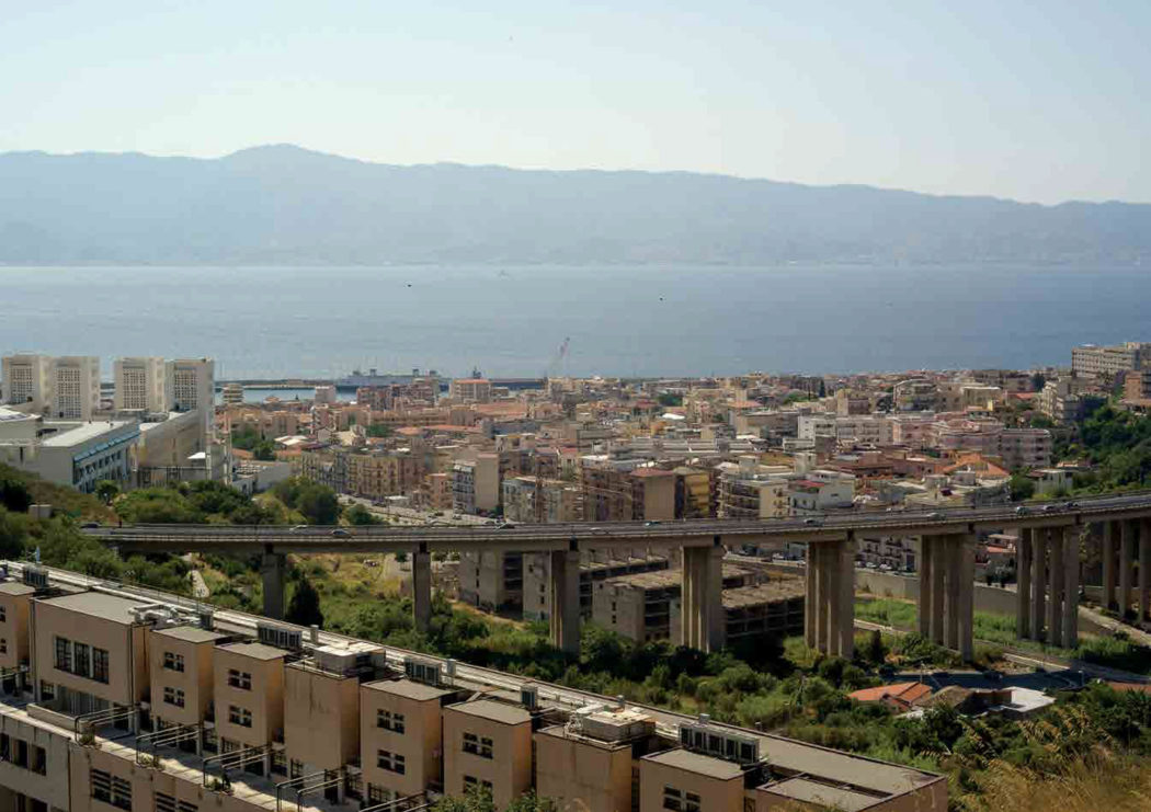 Editorial - Berlin Quaterly - Strait of Messina