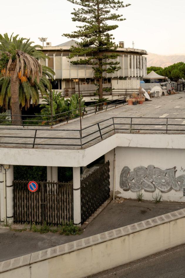 Torre Nervi Lido Comunale Reggio Calabria